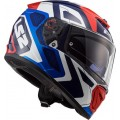 LS2 Breaker FF390 Android Blue / Red